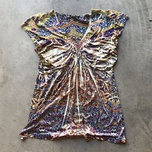 APT. 9 | Stained Glass Print Top